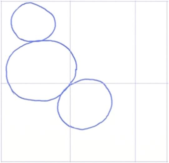 три кружка