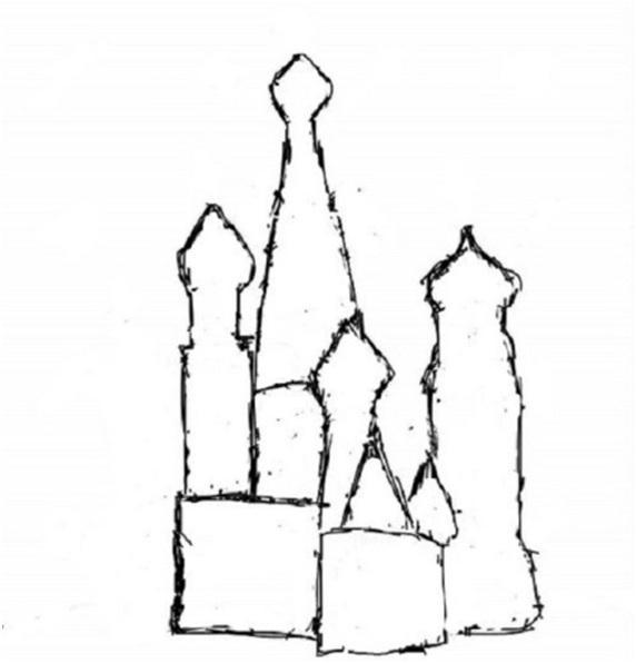 добавить четвертую башню