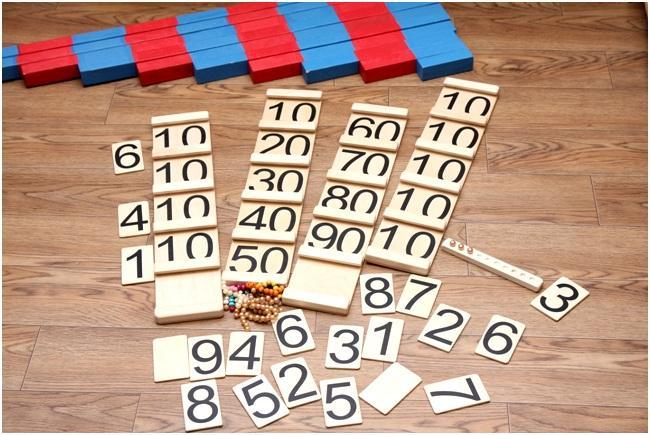 играть с цифрами