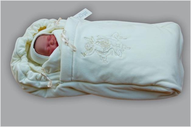 упакованный младенец