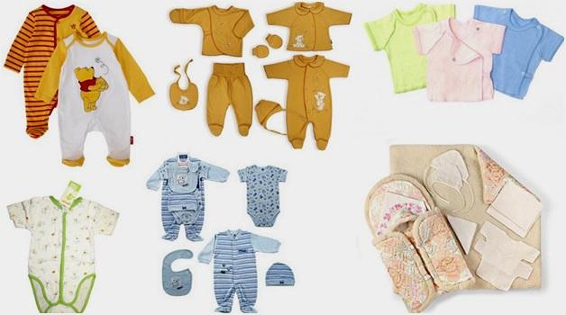 одежда малыша