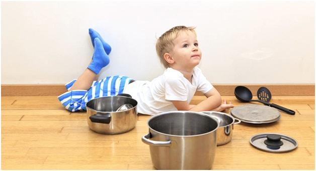 игры с посудой