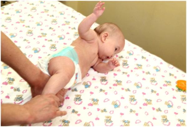 Как сделать чтоб грудничок хорошо спал