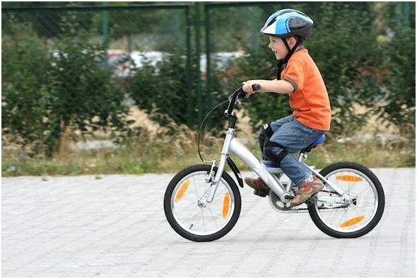 двухколесный велосипед
