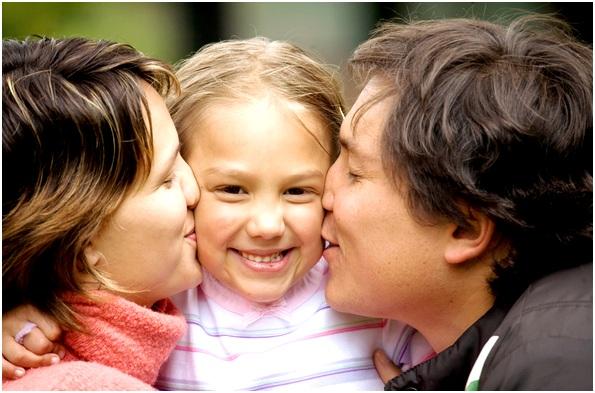 любящая семья