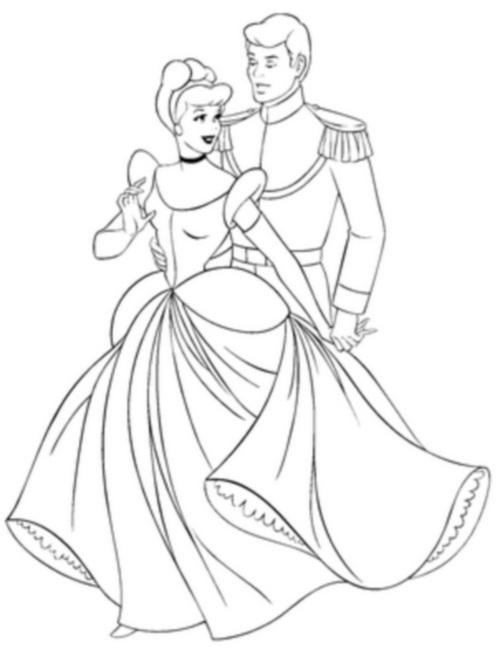 танцуют с принцем