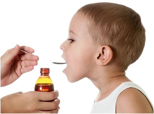 пить лекарство