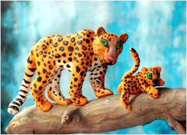 семейство леопардов
