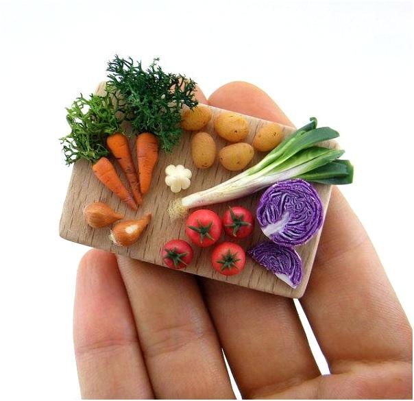 все овощи