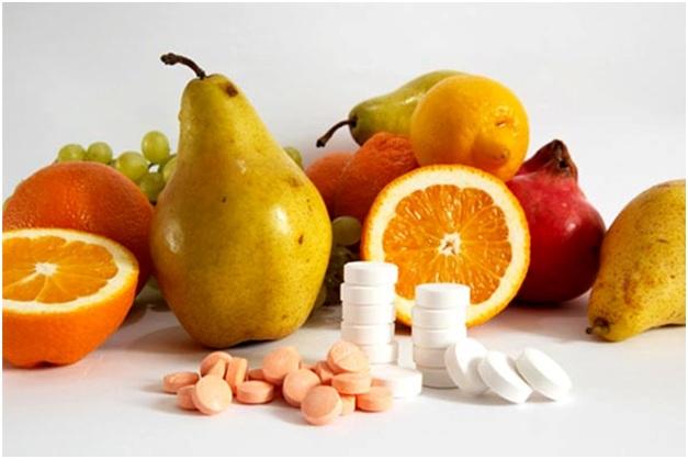 фрукты или таблетки