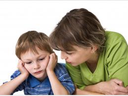 выслушать ребенка