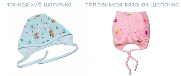 шапченки