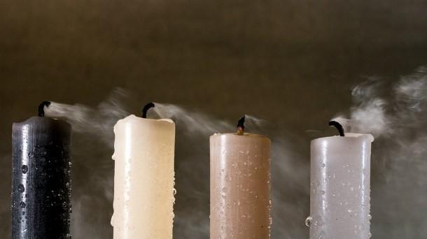 гасим свечи