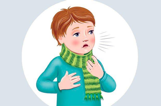У ребенка мокрый кашель без температуры можно ли гулять thumbnail