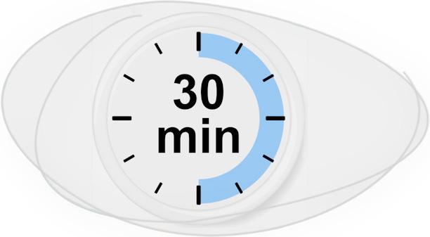 30 минут